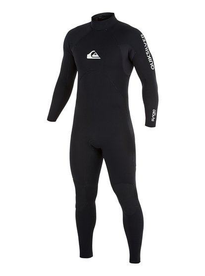Syncro Base GBS 5/4/3mm  Back Zip Wetsuit
