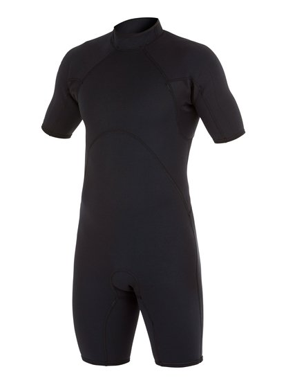 Syncro Base 2/2mm - Back Zip Short Sleeve Springsuit  AQYW503011