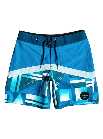"Check Crypt Vee 15"" - Board Shorts  EQBBS03135"
