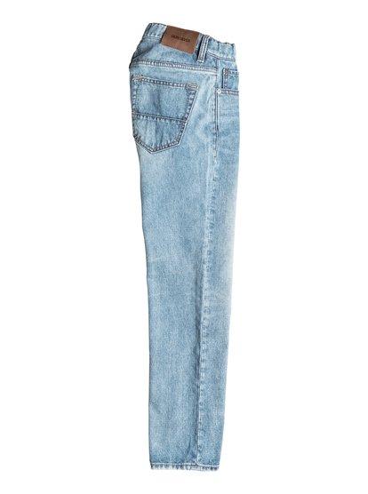 QuiksilverДжинсы стандартного кроя для мальчиков Sequel Dust Bowl от Quiksilver.ХАРАКТЕРИСТИКИ: классические пять карманов, ширинка на пуговицах, хлопчатобумажная ткань, ткань плотностью 340 г/кв. м.СОСТАВ: 100% хлопок.<br>