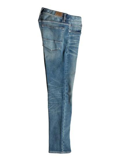 Прямые джинсы Revolver Stormy Blue