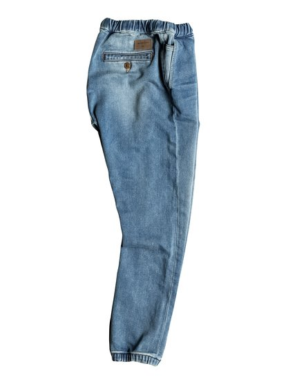Узкие спортивные джинсовые штаны Fonic Creamy<br>
