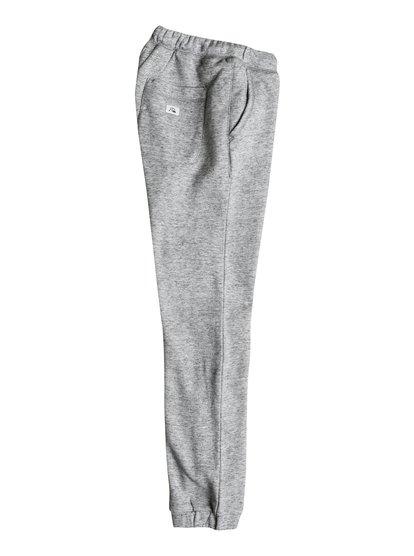 Boys Fonic Fleece JoggersШтаны для бега для мальчиков Fonic Fleece от Quiksilver. <br>ХАРАКТЕРИСТИКИ: эластичный пояс и края штанин, клиновидная вставка-ластовица, эластичное сочетание хлопка и полиэстера, легкий текстиль плотностью 230 г/кв. м. <br>СОСТАВ: 60% хлопок, 40% полиэстер.<br>