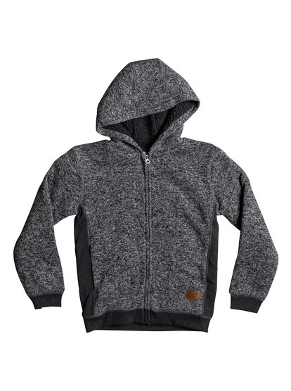 Keller Sherpa - Zip-Up Polar Fleece Hoodie  EQBFT03395