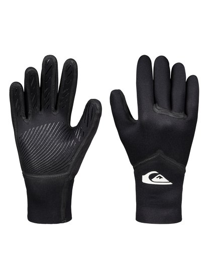 2mm Syncro - gants de surf pour garçon - noir - quiksilver