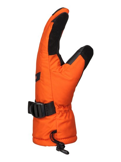 Сноубордические перчатки Mission от Quiksilver RU