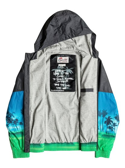 Waves - Hooded Jacket<br>