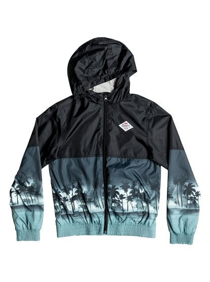 Waves - Hooded Jacket  EQBJK03099