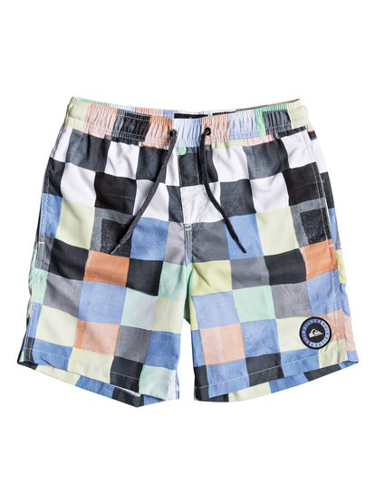 "Resin Check 15"" - Swim Shorts  EQBJV03139"