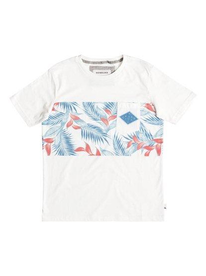 Faded Time - Pocket T-Shirt  EQBKT03124