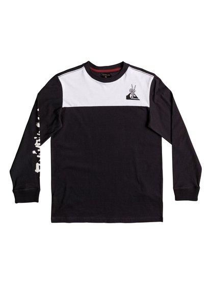Lava - Long Sleeve T-Shirt  EQBKT03150