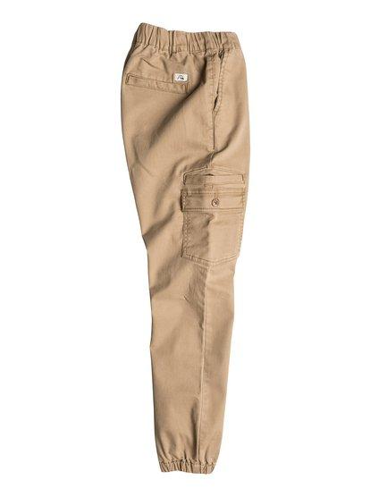 Neo EpiphoneПрямые штаны для мальчиков Neo Epiphone от Quiksilver. Характеристики: эластичные пояс и подол, карманы карго, прошедший пигментную обработку эластичный хлопок. <br>СОСТАВ: 98% хлопок, 2% эластан.<br>