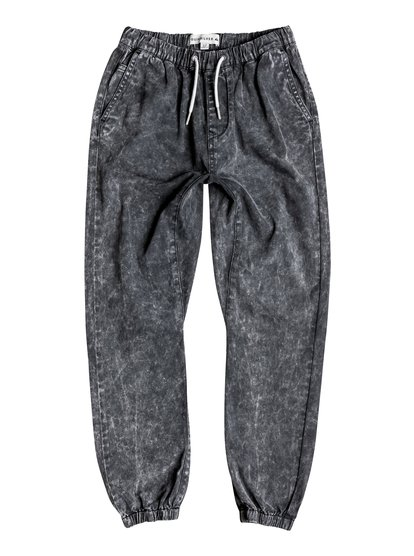 Outta My Way - Denim Joggers  EQBNP03046