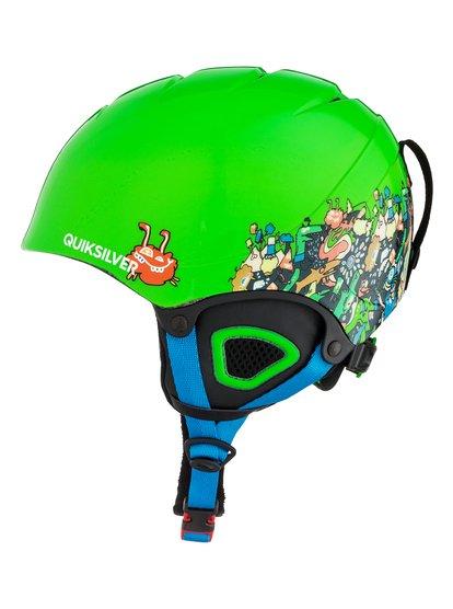 Сноубордический шлем The Game от Quiksilver RU