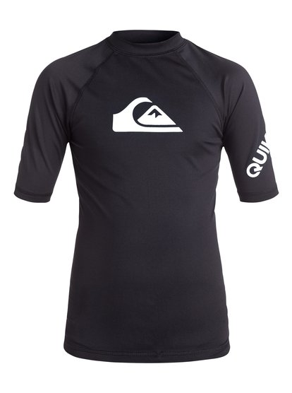 All Time - Short Sleeve UPF 50 Rash Vest  EQBWR03006