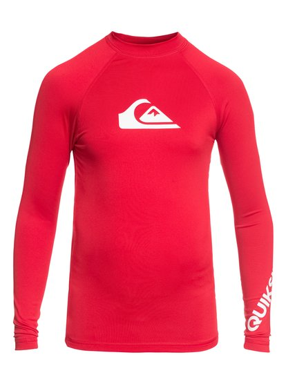 All Time - Long Sleeve UPF 50 Rash Vest  EQBWR03047