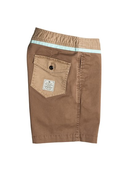 Quiksilver Boy's Street Trunk Yoke Shorts