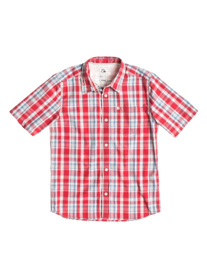 Checked Shirt - Quicksilver