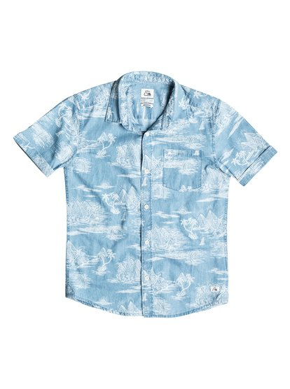 Pyramid Point - Short Sleeve Shirt  EQBWT03068