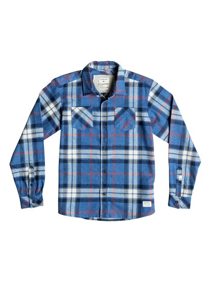 Fitzthrower Flannel - Long Sleeve Shirt  EQBWT03110
