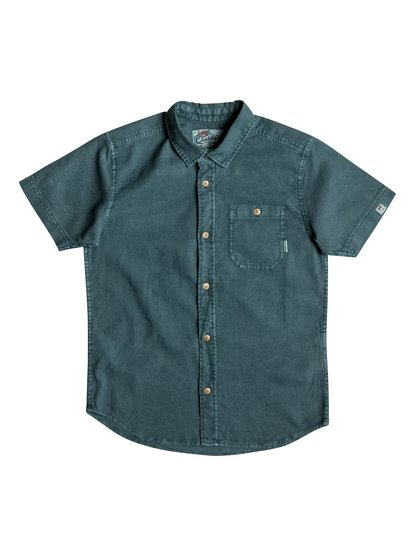 Time Box - Short Sleeve Shirt  EQBWT03157