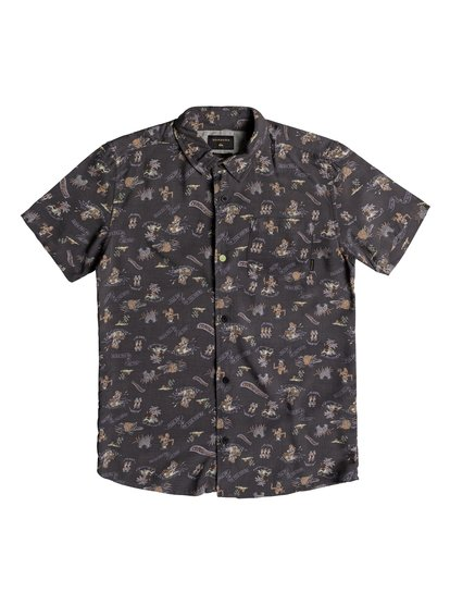 ALOHA SHIRT SS YOUTH  EQBWT03211