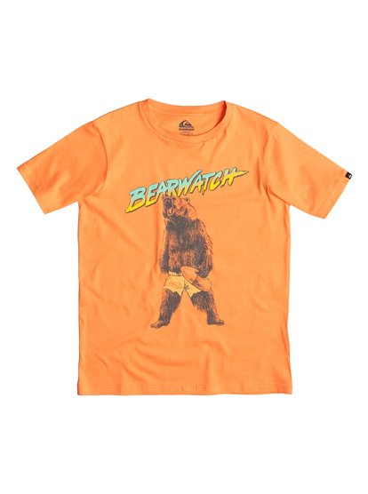 Classic Bearwatch - T-Shirt  EQBZT03231