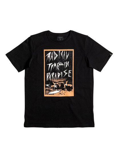 Classic Time In Paradise - T-Shirt  EQBZT03467