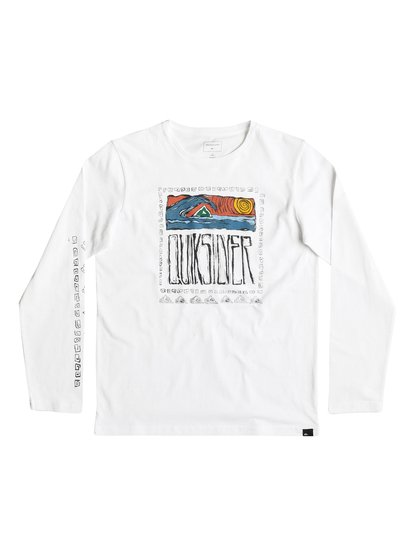 Classic Sunset Smoke - Long Sleeve T-shirt  EQBZT03486