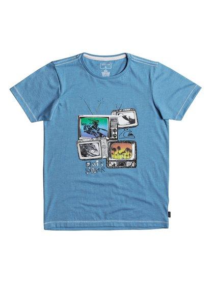 Heather Super TV - T-Shirt  EQBZT03691