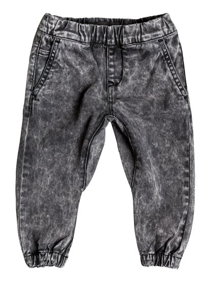 Outta My Way - Denim Joggers  EQINP03018