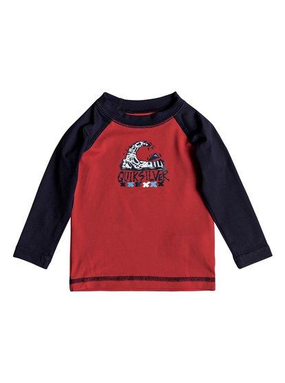 Bubble Dream - Long Sleeve UPF 50 Rash Vest  EQIWR03013