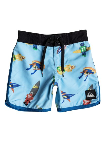 "Submarine Surf 11"" - Board Shorts  EQKBS03096"
