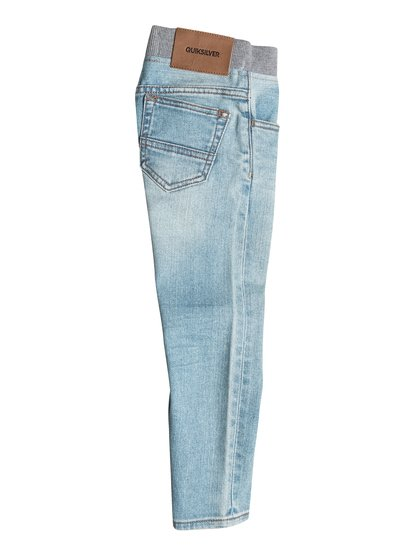 Boy's Thick Wood Jeans