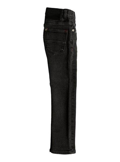 Узкие джинсы Distorsion Fleece Grey<br>