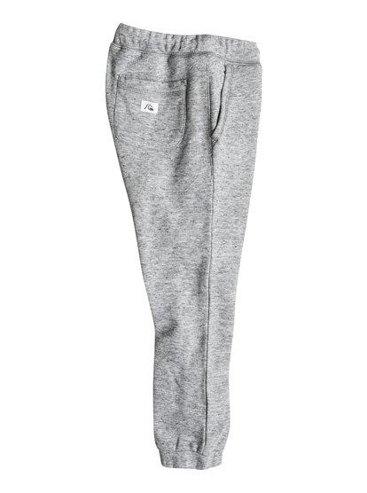 Boys Fonic Fleece JoggersШтаны для бега для мальчиков Fonic Fleece от Quiksilver.<br>ХАРАКТЕРИСТИКИ: эластичный пояс и края штанин, клиновидная вставка-ластовица, эластичное сочетание хлопка и полиэстера, легкий текстиль плотностью 230 г/кв. м.<br>СОСТАВ: 60% хлопок, 40% полиэстер.<br>