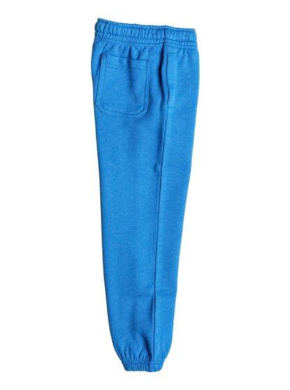 Boys Everyday SweatpantsСпортивные штаны для мальчиков Everyday от Quiksilver. <br>ХАРАКТЕРИСТИКИ: сочетание хлопка и полиэстера, легкий текстиль плотностью 230 г/кв. м, мягкая полусинтетика с начесом, стандартный крой. <br>СОСТАВ: 60% хлопок, 40% полиэстер.<br>