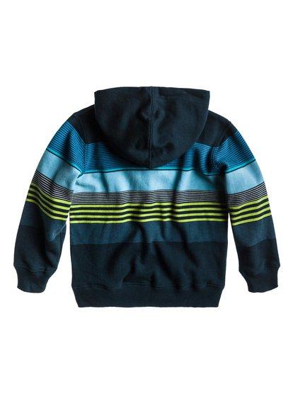 Hood Zip Allover Boy H8 Quiksilver 1195.000