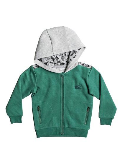 Mindon - Zip-Up Hoodie  EQKFT03220