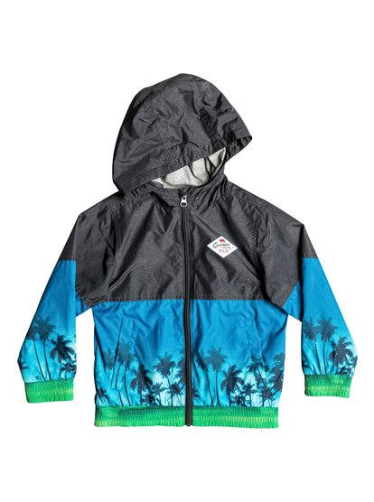 Waves - Hooded Jacket  EQKJK03067