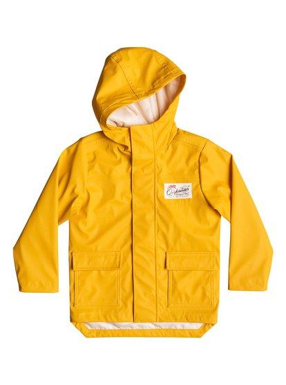 Deep Rain - Yellow Rain Mac  EQKJK03070