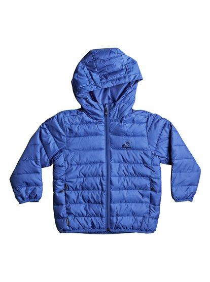 Scaly - Water-Repellent Puffer Jacket  EQKJK03076