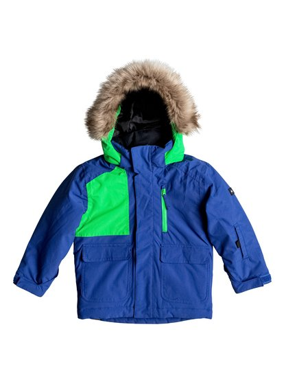 Flakes - Snow Jacket  EQKTJ03003