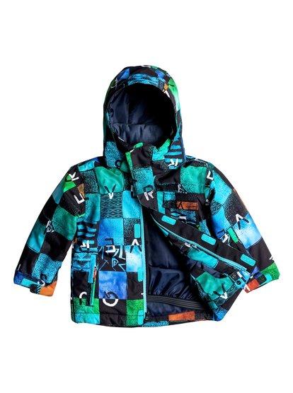 Quiksilver Сноубордическая куртка Little Mission