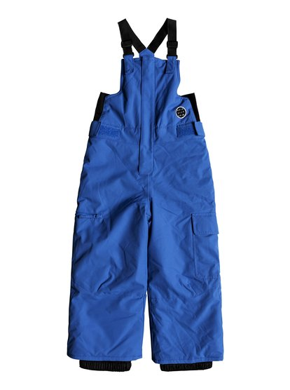 Boogie - pantalon de snow pour garçon 2-7 ans - bleu - quiksilver