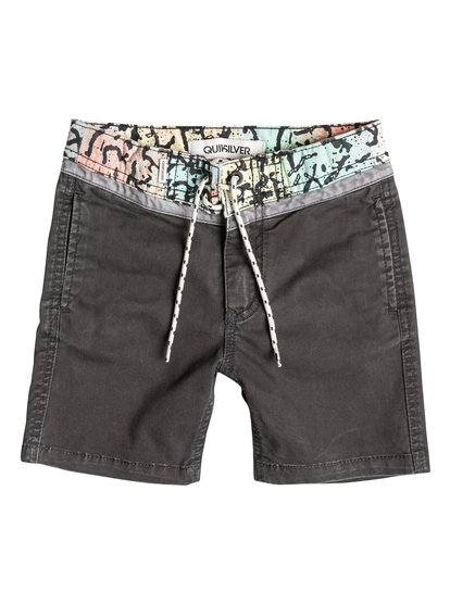 Street Trunk Yoke Cracked - Shorts  EQKWS03035