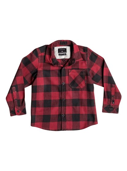 Motherfly Flannel - Long Sleeve Shirt  EQKWT03071