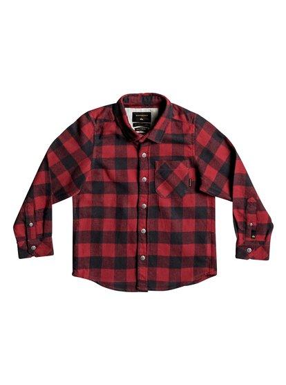 Motherfly Flannel - Long Sleeve Shirt  EQKWT03118