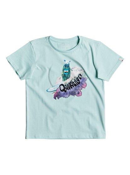 Classic Log Bear - T-Shirt  EQKZT03190