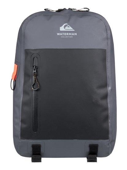 Waterman Rapid 20l - sac à dos taille moyenne technique - noir - quiksilver